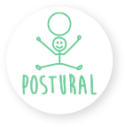 Postural Fit Barcelona pictos postural
